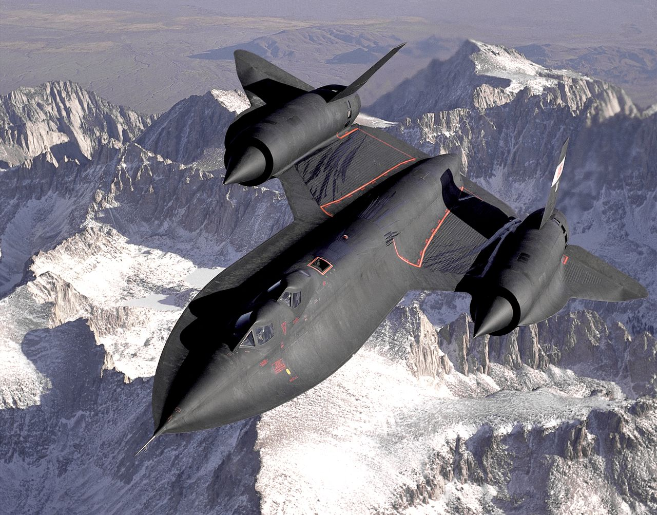 SR-71 Blackbird is the Coolest Plane Ever