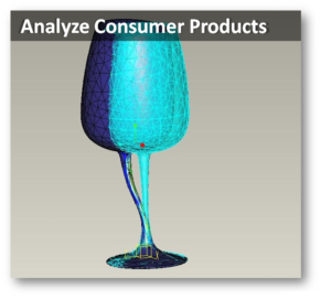 fastway creo simulate analyze brittle consumer products